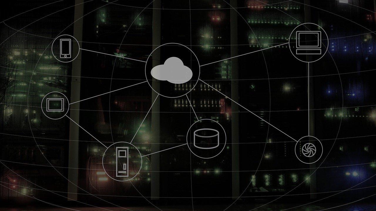 cloud computing, network, internet